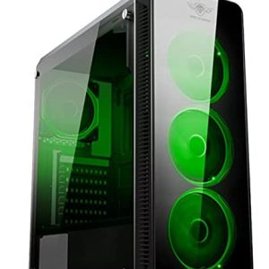 PC Gamer G-MOTIONS Barracuda Intel i7 11700F 8 X 4.9Ghz – RTX 3070-32Go RAM – 3TOHDD – 500SSD 980-700Watt Gold + – Win10 – Watercooling 240mm