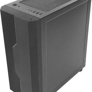 G-MOTIONS – PC Gamer Osiris – Ryzen 5600G (6X 3.9 GHz / 4.4 GHz) – Radeon Graphic 7 intégrée – 8 GO RAM DDR4-480 GO SSD – W10 – USB3 – WiFi (Pack : Tour + écran 24″ + Clavier & Souris)