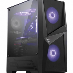 G-MOTIONS PC GAMER BASTION -Core i5 10400F 6×2.90GHz- GTX1650 – 1To HDD – 240 Go SSD – 16Go DDR4 – Win10 – Wifi